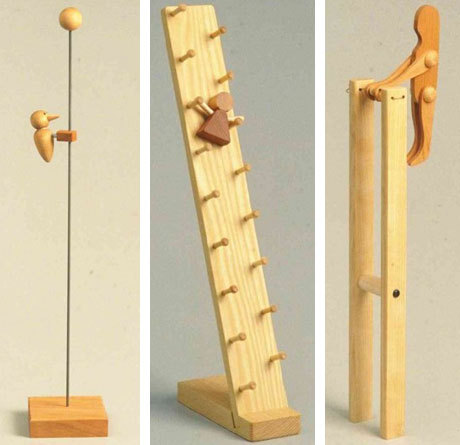 Vintage Wooden Toys
