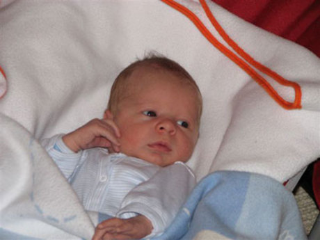 Wout16daysold