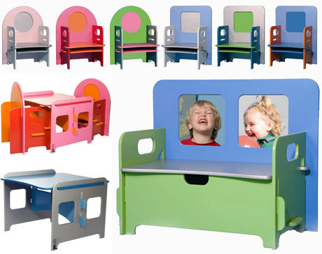Optimist: Children's furniture new style